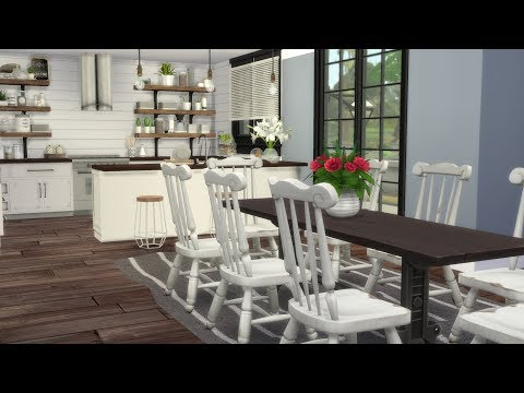 Xxx Mp4 The Sims 4 Farmhouse Inspired Family House Speed Build Downlad Links 3gp Sex