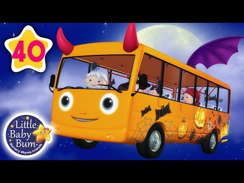 Xxx Mp4 Wheels On The Bus Halloween Special And More Nursery Rhymes Kids Songs Little Baby Bum 3gp Sex