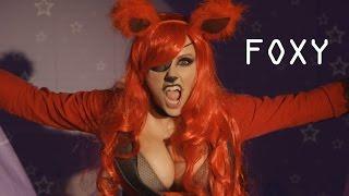 Five Nights At Freddy's Foxy Cosplay - FNAF Foxy Fangs DIY