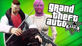 THE FINAL MAYHEM - Grand Theft Auto 5 Moments