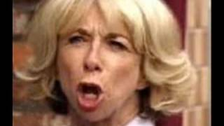 Coronation Street Gail Platt on Pills - 98 Morning Crew