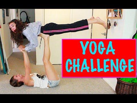 YOGA CHALLENGE!