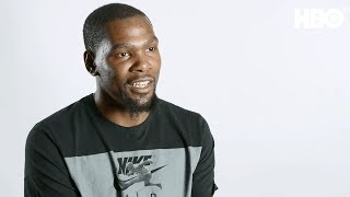 The Defiant Ones: Kevin Durant   HBO