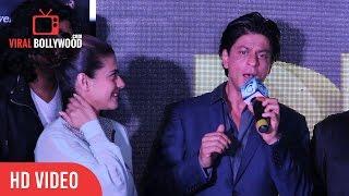 Shahrukh Khan Singing Live | Janam Janam | Dilwale Song