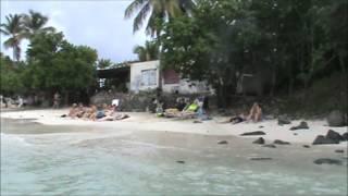 Distant Travelers Episode 1 -Coki Beach   St Thomas USVI