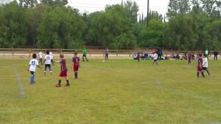 05 28 2016 Game One. La Galaxy Conejo Soccer Tournament