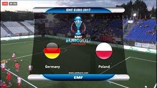 [na żywo] EURO 2017 - POLSKA vs NIEMCY