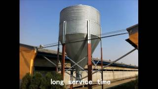 YONGLI ton unit storage silo projects