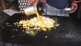 South indian famous Street food Kothu parotta / VILLAGE FOOD FACTORY / STREET FOODS