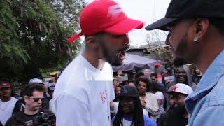 King of the Dino - CB vs Chico AHAT Rap Battle