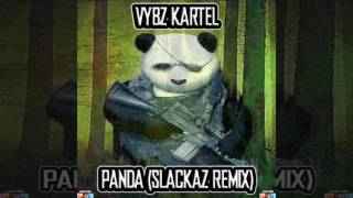 Vybz Kartel - Panda (Dancehall, Hip-Hop 2016) {Slackaz Remix}