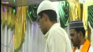 URS of Hazrat Khwaja Sayed Faqir Mohammed Shah (R.A) India 2016- Mehfil-E-Sama (Qawwali) Part 1