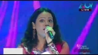 Celebrations 2014 - Vidhu Pratap, Jyotsna sing 'Jingunamani'