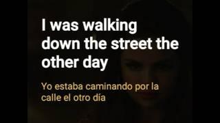 Selena Gómez - Bad Liar - letra en español e ingles