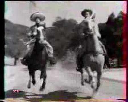 les aventures de kit carson serie western