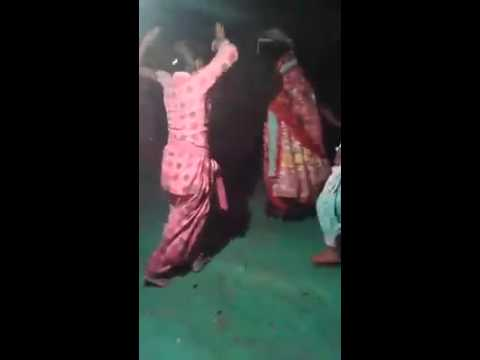 Desi village girl dance