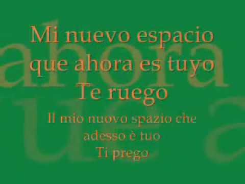 Viveme Vivimi Laura Pausini Español Italiano Italiano Spagnolo