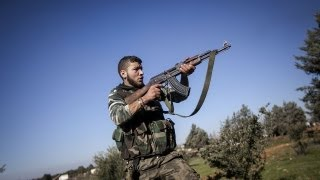 FSA And Al-Nusra In Heavy Clashes With The Syrian Army Including Shaba'a Town
