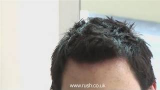 How To Shape Hair With Wax
