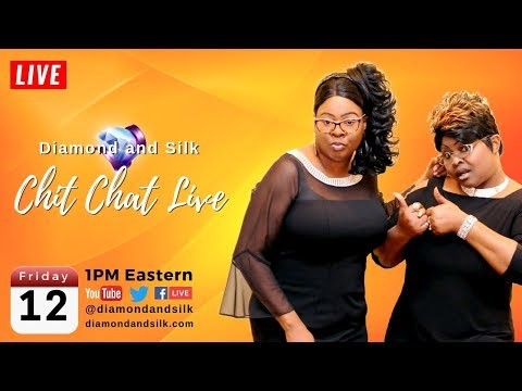 Xxx Mp4 Diamond And Silk Chit Chat Live Special Friday Afternoon Edition 3gp Sex