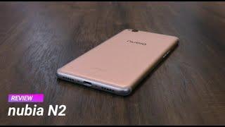 Nubia N2 review in Hindi - इसमें 5000 mAh की बैटरी है