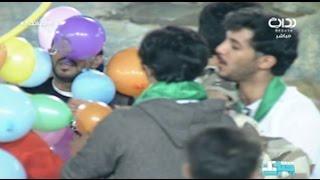 لعبة البالونات مع أبناء المرابطين | #حياتك47