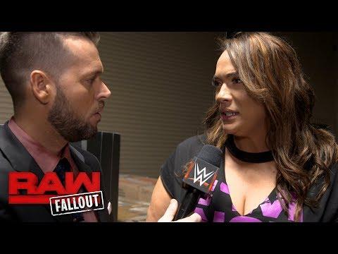 Xxx Mp4 Nia Jax Looks Ahead To The Women S Elimination Chamber Match Raw Fallout Jan 29 2018 3gp Sex