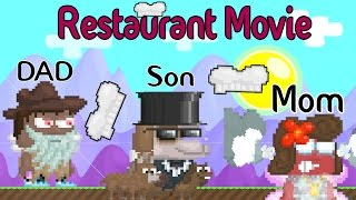 Growtopia | Restaurant Movie.