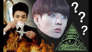 Jungkook Conspiracy Theory
