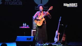 Concert de YUSA + convidats, Concierto HAMAQUES, Barcelona 15 de maig de 2015