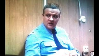 Прокурорский, полицейский беспредел, КоАП РФ написан не для них!