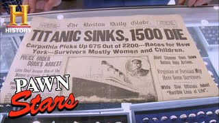 Pawn Stars: 7 Fake Items That Were Worth Nothing | History