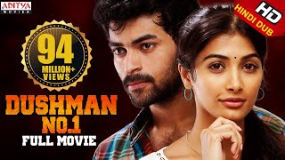 Dushman No.1 Hindi Dubbed Full HD Movie (MUKUNDA) | Starring Varun Tej, Pooja Hegde| Aditya Movies