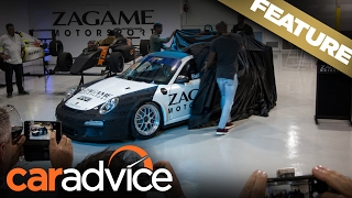 2017 Zagame Motorsport Launch Event Walkaround | A CarAdvice Feature