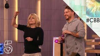 Rachel raps it up! | Day 17 | Celebrity Big Brother 2018