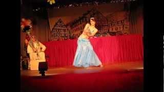 Bauchtanz Milk and Honey Didi - Prunksitzung Freudenberg am Main 2012