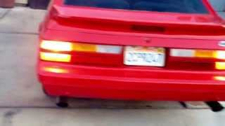 1986 mustang hatchback GT 5.0!