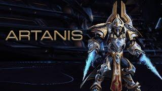 Bohaterowie Nexusa: Artanis