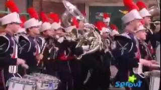 Marching Band Parade!!