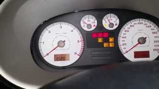 Kasowanie (service) inspekcji Seat Leon I