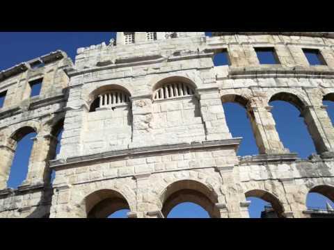 Amphitheater Pula Kroatien