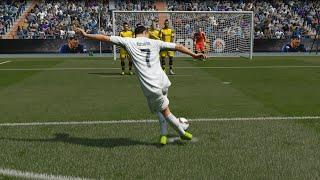 FIFA 16 - How To Score Rabona Free Kicks & Do A Rabona Cross Free Kick Tutorial