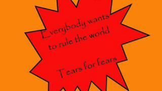Everybody Wants To Rule The World MP3