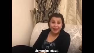 """Юлдуз Усмонова репер San Jayни """"аxмоқ"""" деб атади, унинг соқолини танқид қилди"""
