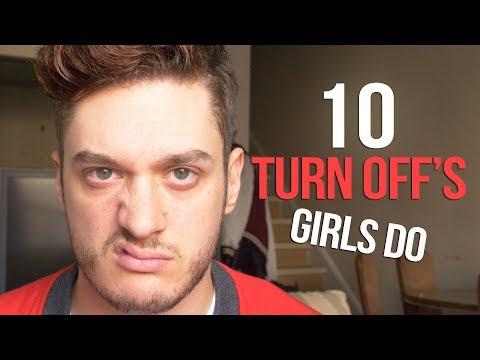 Xxx Mp4 10 Unattractive Things Girls Do 3gp Sex