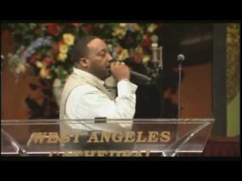 Deitrick Haddon & Marvin Sapp At West Angles Cathedral Cogic Bishop Charles Blake