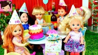 Frozen Toddler Elsa Birthday Party - Kids Fun Toy Show - Surprise Gift & Party Rides