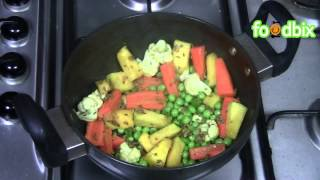 Mix Veg Dal recipe | Mixed Vegetables In Yellow Lentil