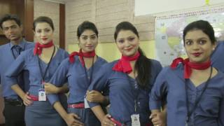 HOW TO BECOME AIRHOSTESS