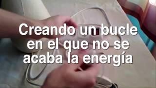 El timo de la energía libre en YouTube